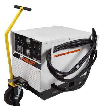 Hobart GPU-600 28.5 VDC Solid State Hangar Ground Power Unit