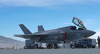 270VDC-Diesel Cart--Ground Power Unit on F-35,