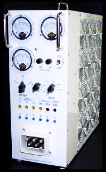 ACLB-80 400Hz 80Kw Portable Load Bank 115/200 VAC 400Hz Resistive