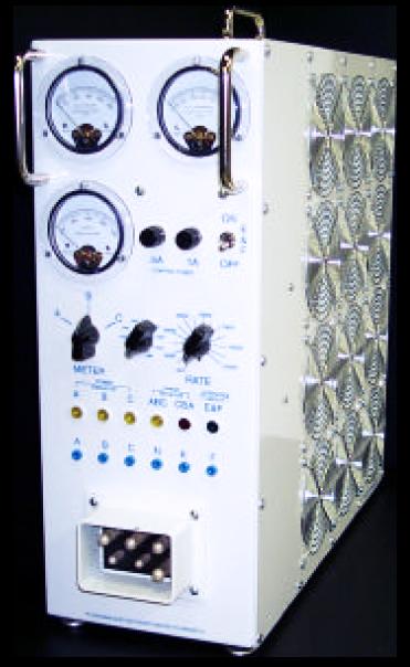 ACLB-120 400Hz Load Bank 120Kw 115/200 VAC 400Hz Resistive Load