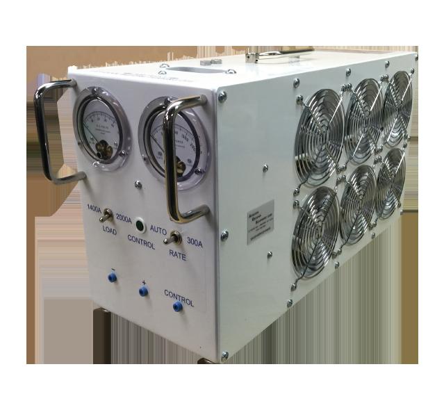 DCLB-29 28.5 VDC Portable Load Bank 2000 AMP