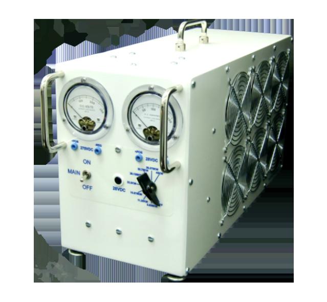 DCLB 270 72Kw 270VDC Portable Load Bank