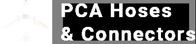 PCA Hoses & Connectors