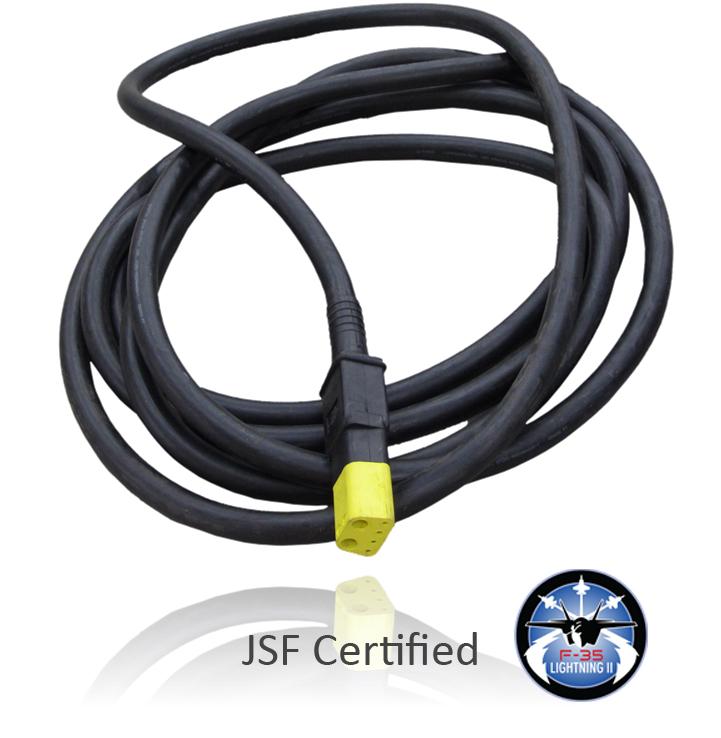 270 VDC Single Jacket Aircraft Cable