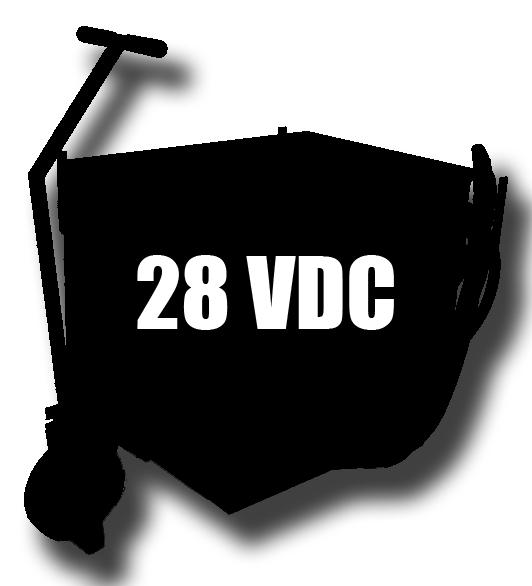 28 VDC Line Powered GPU Rental